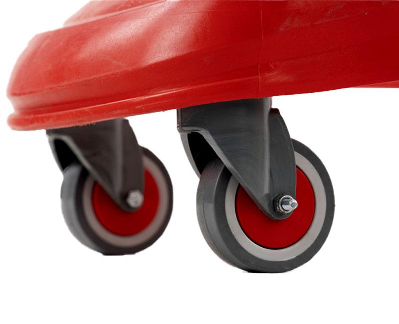 چرخ-لاستیکی-ترولی