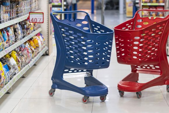 چرخ-خرید-فروشگاهی