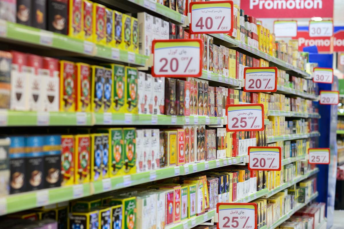 چگونه با استفاده از سر قفسه ها فروش را افزایش دهیم؟